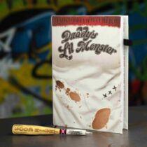 Suicide Squad - Harley Quinn: Apuci kicsi szörnye jegyzetfüzet és baseball ütő toll