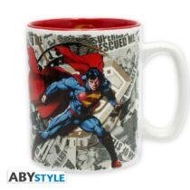 DC Comics - Superman nagyméretű bögre