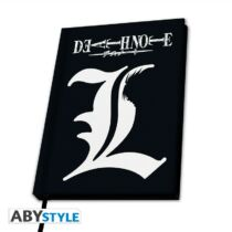 "Death Note -  ""L"" jegyzetfüzet"