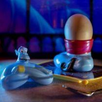 Aladdin meséje Genie (Dzsin) tojástartó