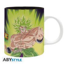 Dragon Ball bögre (Goku, Vegeta, Broly)