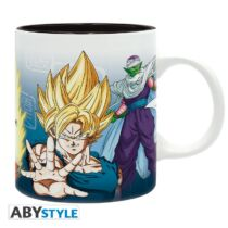 Dragon Ball Z - Saiyans & Piccolo bögre