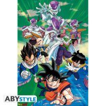 "Dragon Ball Z- ""Freezer group arc"" poszter"