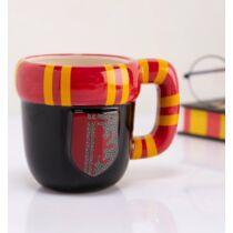 Harry Potter Griffendél sál formájú bögre
