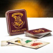 Harry Potter Hogwarts francia kártya