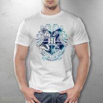 Harry Potter Hogwarts férfi póló