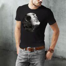 Star Wars Halálcsillag férfi póló