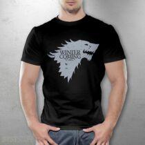 Trónok Harca Stark ház férfi póló
