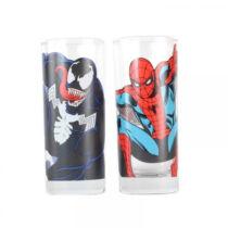 Marvel 2 db-os pohár szett - Pókember és Venom