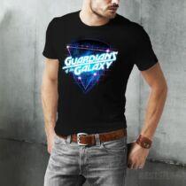 A galaxis örzői férfi póló
