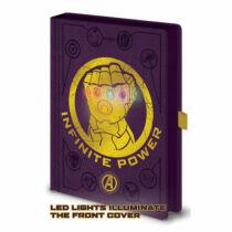 Marvel - Bosszúállók - Prémium Füzet
