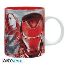 Marvel - Bosszúállók bögre