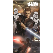 Star Wars Anakin Skywalker fürdőlepedő, strand törölköző