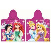 Disney Hercegnők törölköző poncsó