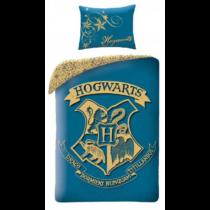 Harry Potter kék ágyneműhuzat