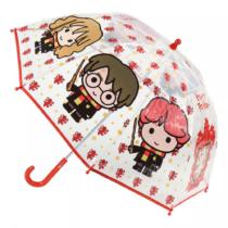 Harry Potter Chibi Gyerek átlátszó esernyő