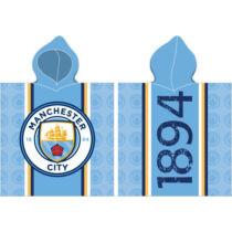 Manchester City FC törölköző poncsó