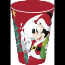 Disney Mickey egér Karácsonyi pohár