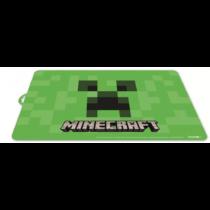 Minecraft Tányéralátét
