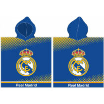 Real Madrid törölköző poncsó