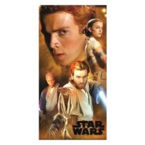 Star Wars Epizod II.  fürdőlepedő, strand törölköző