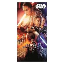 Star Wars Rey fürdőlepedő, strand törölköző