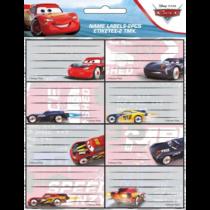 Disney Verdák füzetcímke 16 db-os