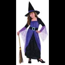 Pretty Potion Witch, Boszorkány jelmez 3-5 év