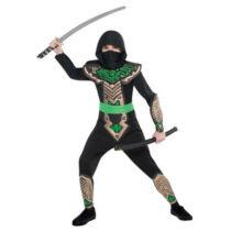 Ninja jelmez 8-10 év