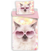 Cool cat cicás ágyneműhuzat