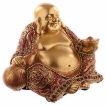 Kínai ülő buddha szobor