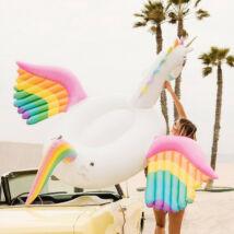 Szivárvány szárnyú pegazus óriás matrac