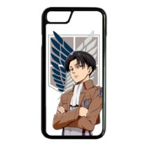 Attack on Titan - Levi Ackerman - iPhone tok - (többféle)