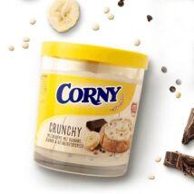 Corny Crunchy - banános, csokoládés tejes krém gabonapehely darabokkal (200g)