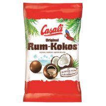 Casali rum-kokos töltött tejcsokoládé drazsé (100g)