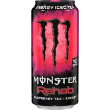 Monster Rehab Málnás tea Energiaital