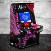 Retro Mini Arcade játékgép