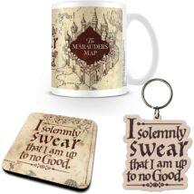 Harry Potter - Tekergők térképe - Ajándékcsomag