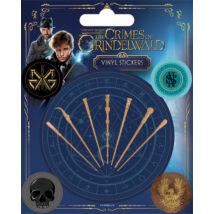 Fantastic Beasts - Grindelwald Matrica