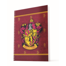 Harry Potter - Griffendél A4 spirálfüzet - két féle