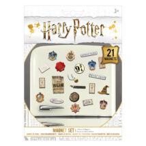 Harry Potter hűtőmágnes szett