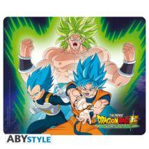 Dragon Ball Brolly VS Goki & Vegita egérpad