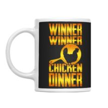 Pubg - Winner Winner Chicker Dinner bögre