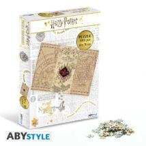 Harry Potter - Tekergők térképe 1000db-os puzzle