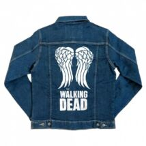 The Walking Dead - Daryl Wings unisex farmerkabát