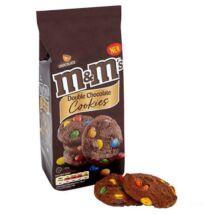 M&M dupla csokis keksz