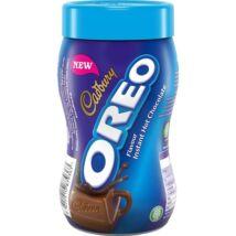 Oreo forró csokoládé por