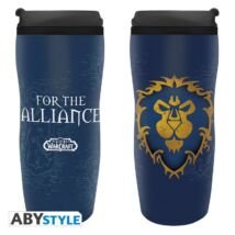 "World of Warcraft - ""Alliance"" utazó bögre"