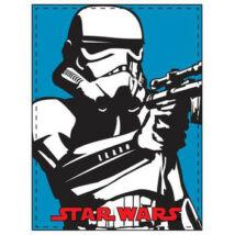 Star Wars - Rohamosztagos plüss takaró