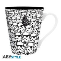 Star Wars - Rohamosztagosok és Vader bögre